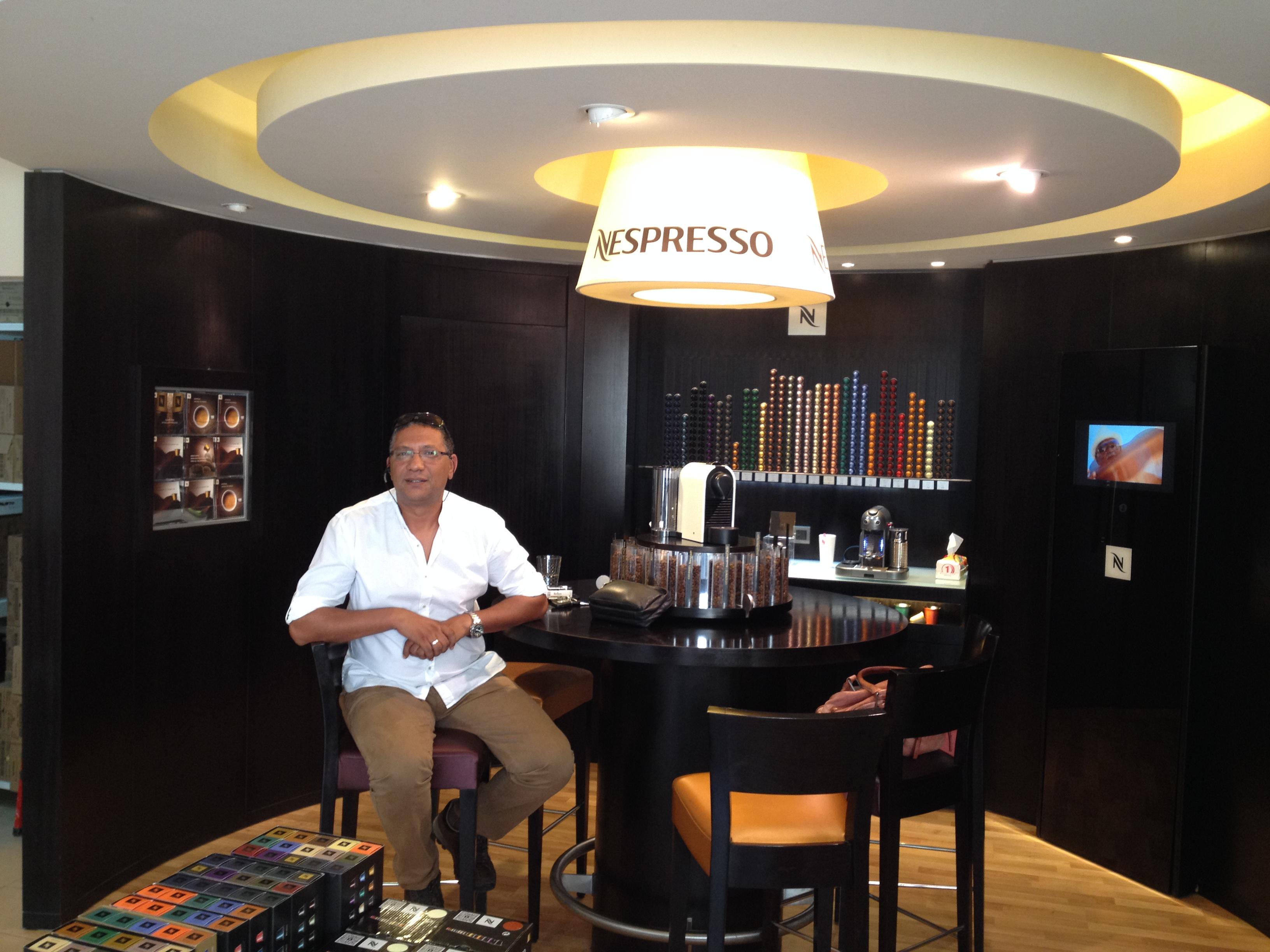 Nespresso Boutique Kairo